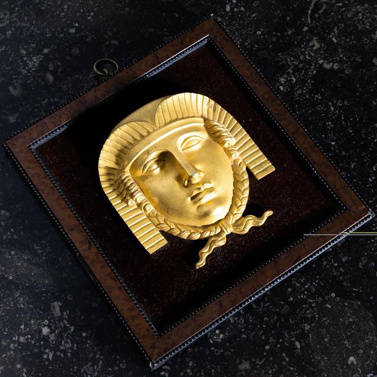 French Empire Sphinx Maskaron, Frankreich Anfang 19, Jahrhundert For Sale