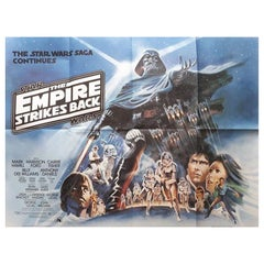 Empire Strikes Back, the '1980' Poster