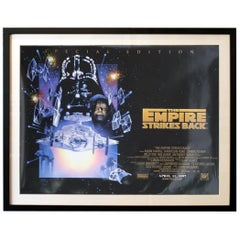 Empire Strikes Back, The '1997r' Poster
