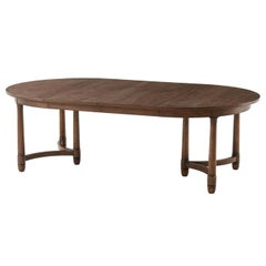 Empire Style Extending Dining Table - 50% Dep