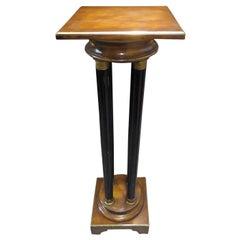 Empire Style Pedestal