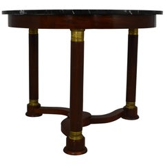 Empire Style Round Table