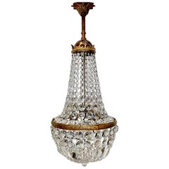 Empire Style Small Chandelier