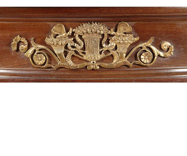 European Empire Style Table, 19th Century For Sale