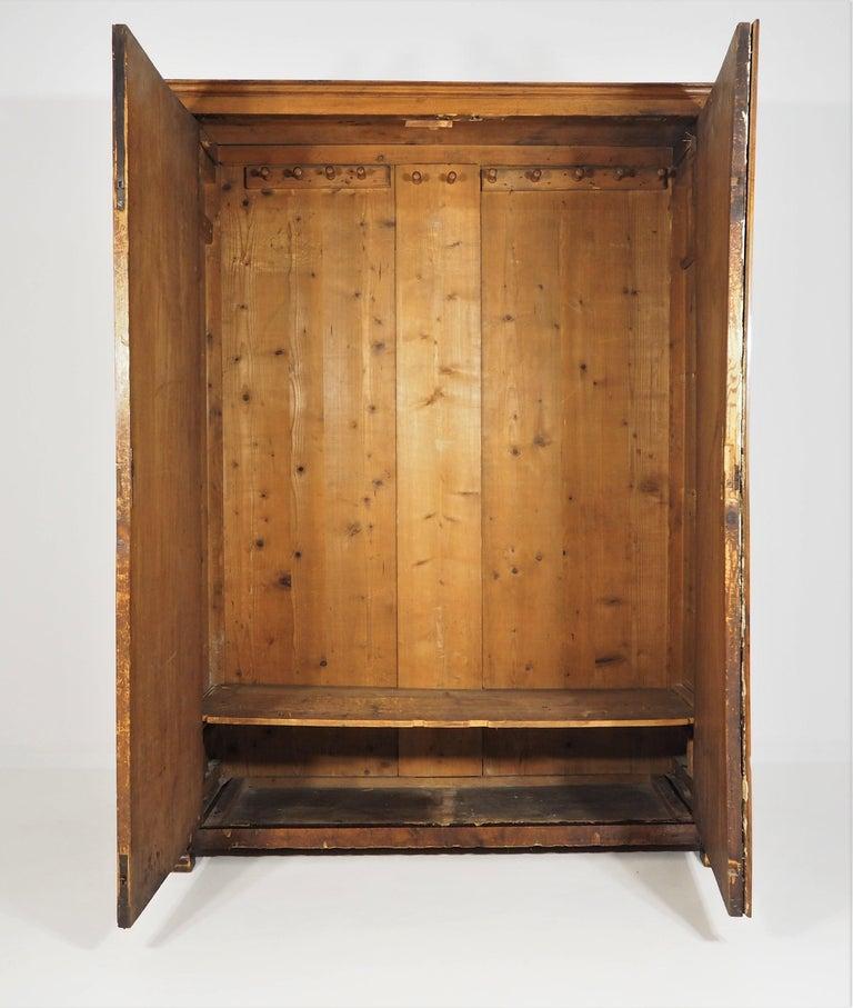 Empire Wardrobe, circa 1805 5