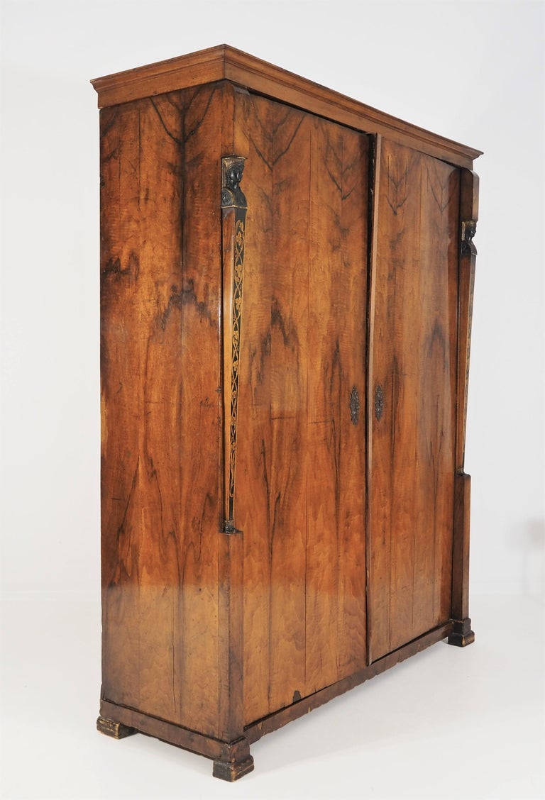 Empire Wardrobe, circa 1805 9