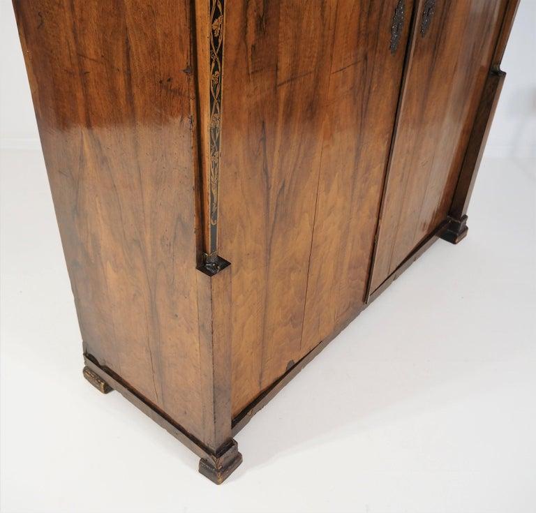 Empire Wardrobe, circa 1805 10