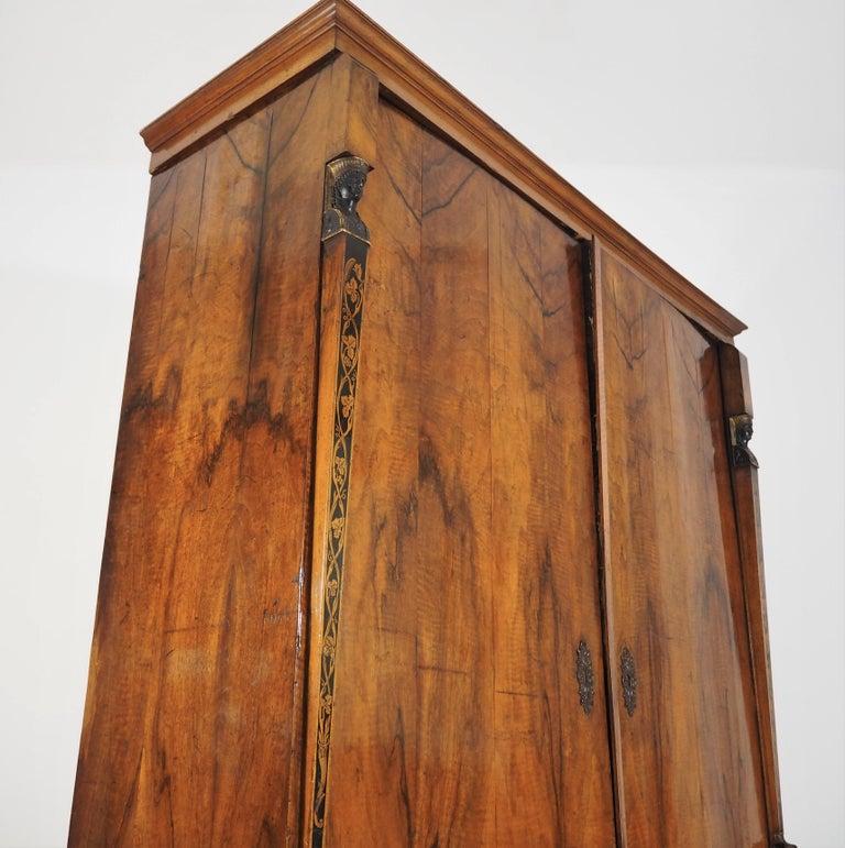 Empire Wardrobe, circa 1805 11