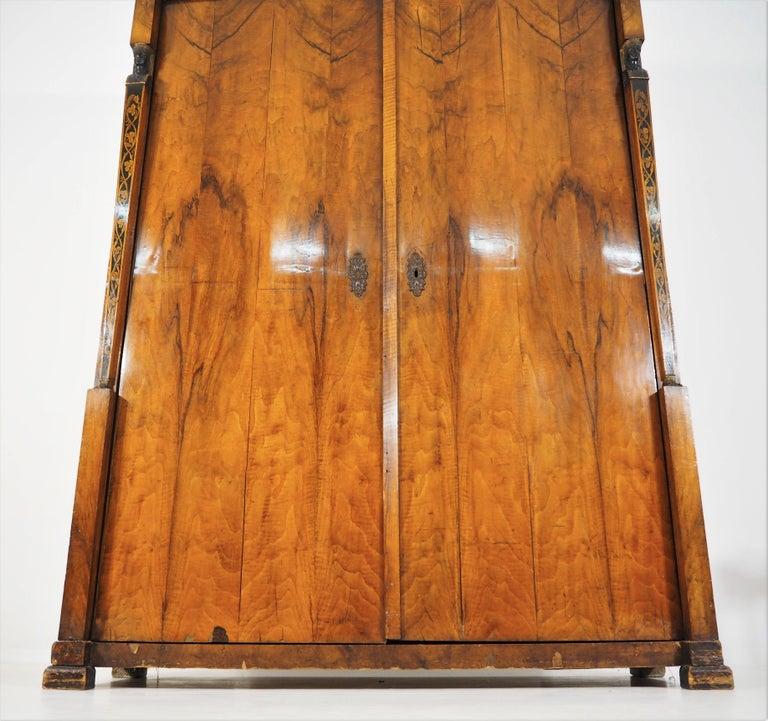 Nutwood Empire Wardrobe, circa 1805