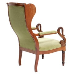 Empire Wingback Chair