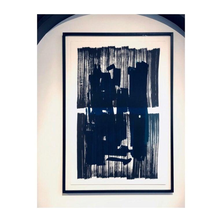 French Empreinte, Screen Print, by Reda Amalou Design, 21st Century For Sale