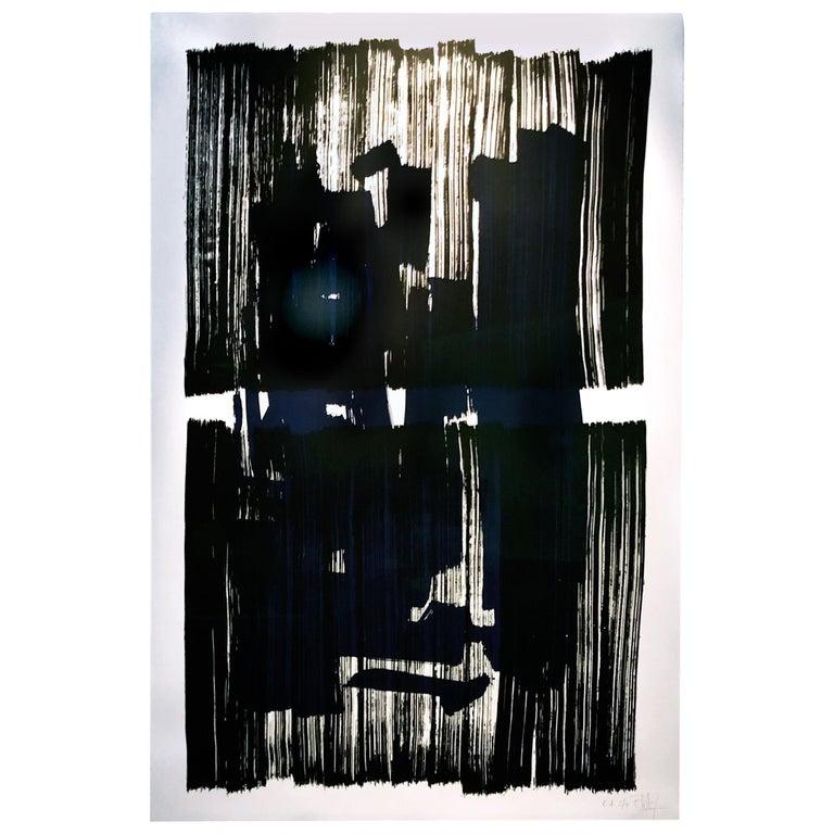 Empreinte, Screen Print, by Reda Amalou Design, 21st Century For Sale