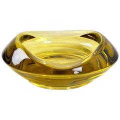 Empty Pockets in Murano Glass