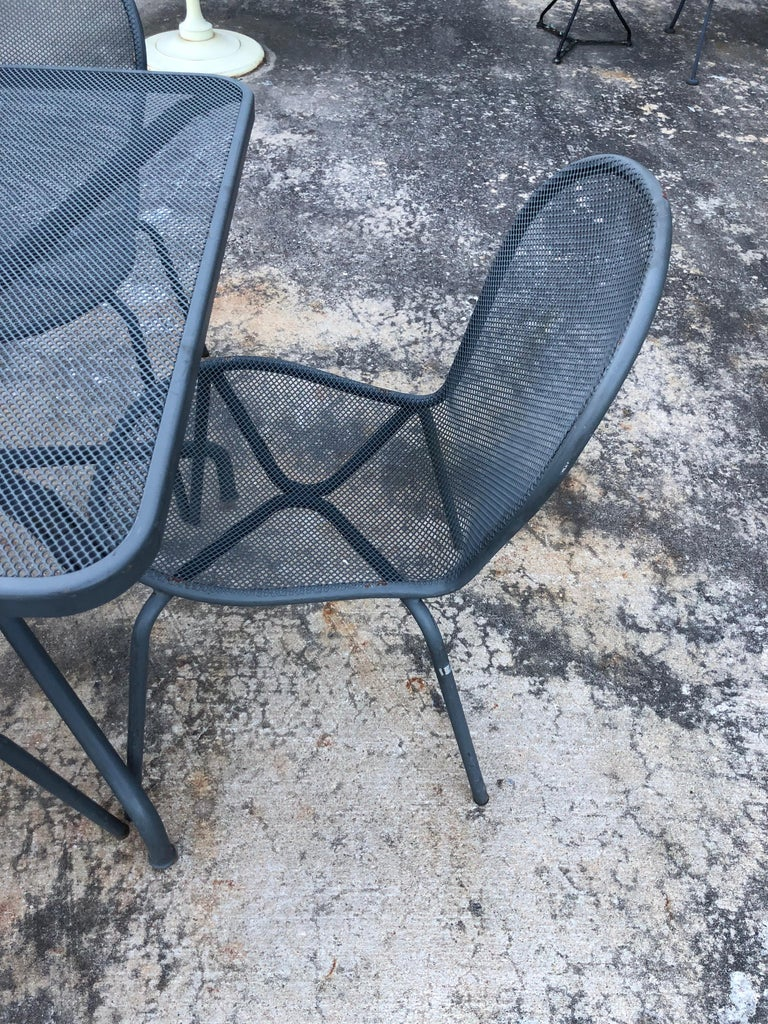 Emu Italian Modern Patio Set In Gray For Sale At 1stdibs