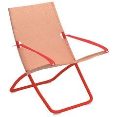 Emu-Tex & Steel EMU Snooze Deck Chair