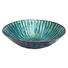 Enameled Bowl by Paolo DePoli, Italy, 1960s