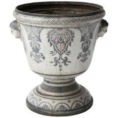 Enameled Cast Iron Rouen Urn