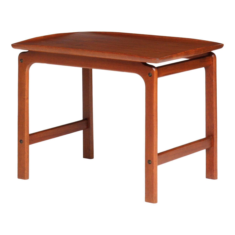 End Table by Peter Hvidt and Orla Mølgaard-Nielsen