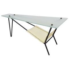 End Table by Robert Mathieu, France, circa 1955