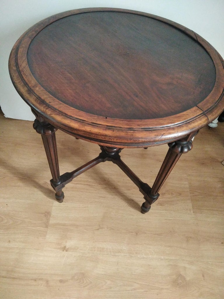 End Tor Side Table, Spain, 19th Century For Sale 3