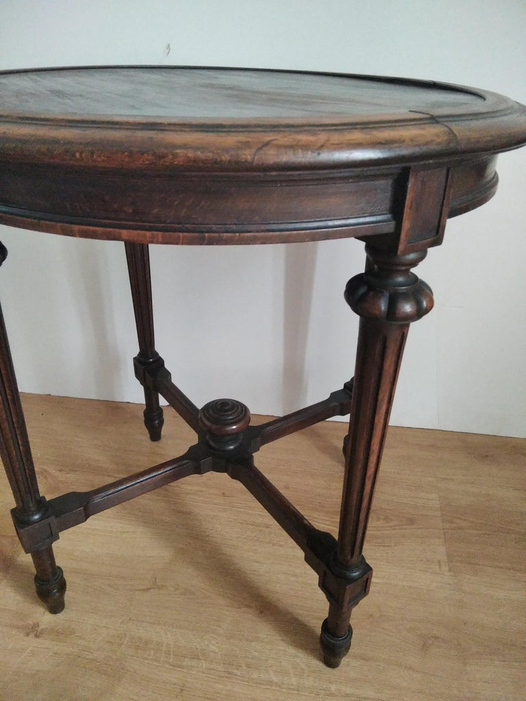 End Tor Side Table, Spain, 19th Century For Sale 4