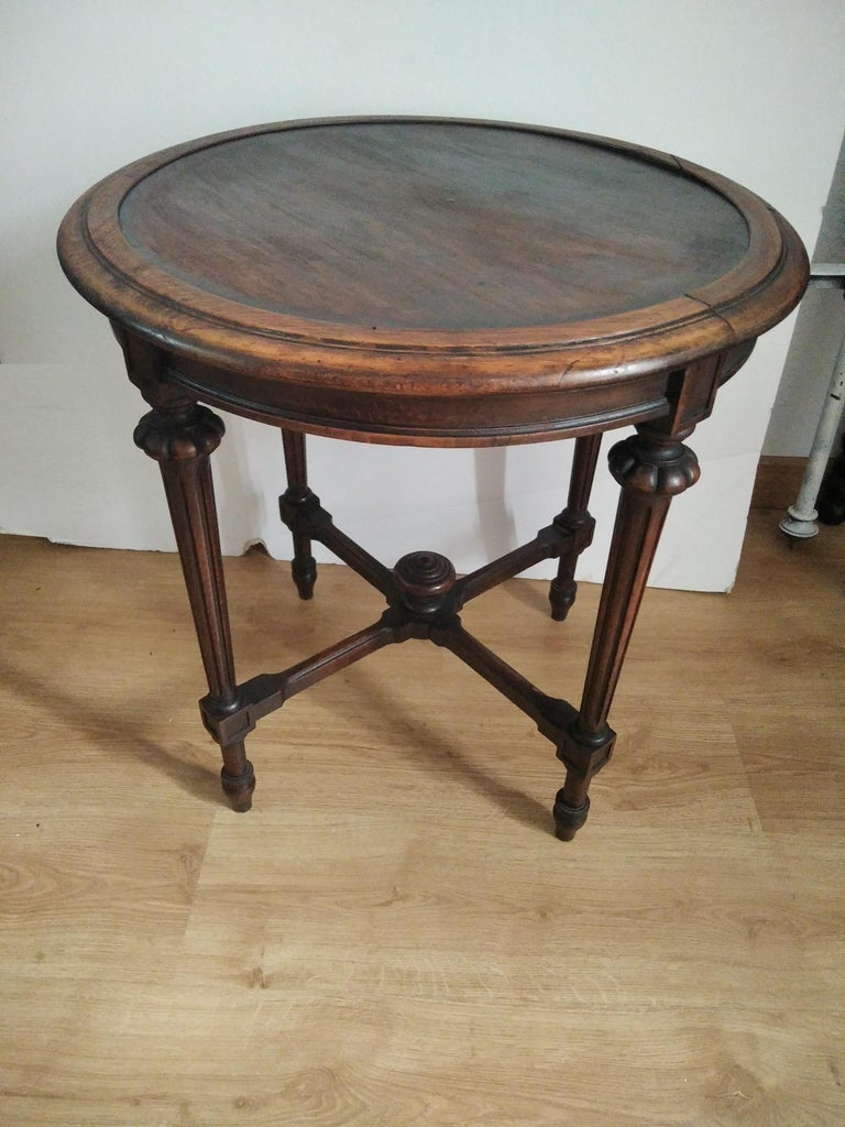 End Tor Side Table, Spain, 19th Century For Sale 5