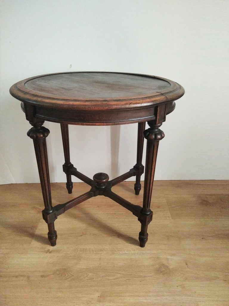 Victorian End Tor Side Table, Spain, 19th Century For Sale