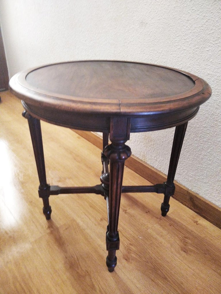 Wood End Tor Side Table, Spain, 19th Century For Sale