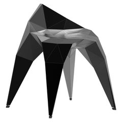 Endless Form Chair by Zhoujie Zhang 'MC002-S' Solid Matte