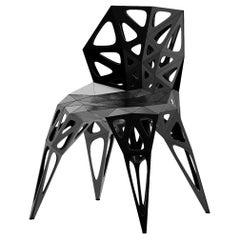 Endless Form Chair by Zhoujie Zhang 'MC007-F-Black' Matte Black
