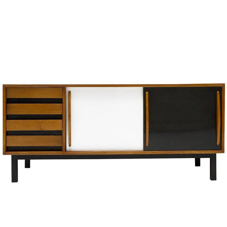 """Enfilade"" from La Cité Cansado in Mauritania by Charlotte Perriand, circa 1958"