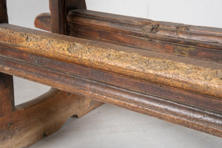 Engadinese Table, Engadine, circa 1600 For Sale 1