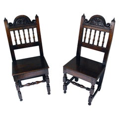 18th Century and Earlier Side Chairs