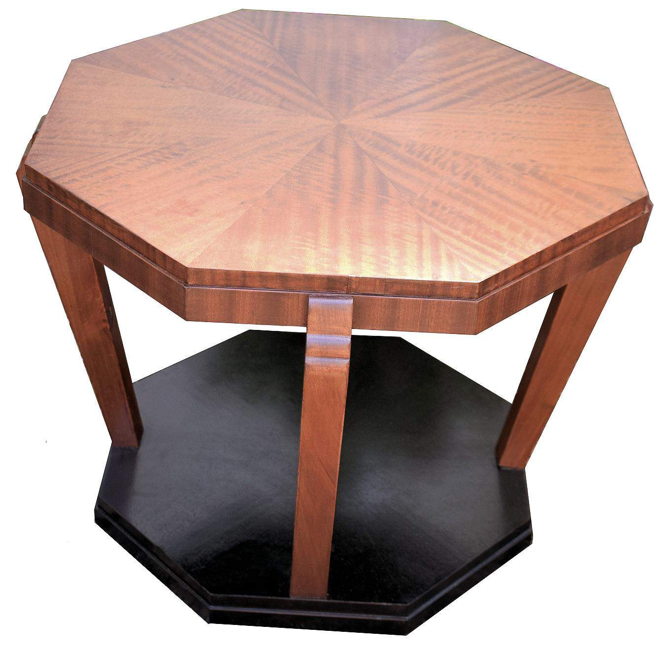 English 1930s Art Deco Occasional Table