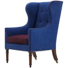 English 19th Century Armchair