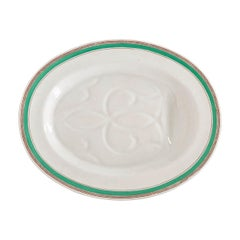 English 19th Century Copeland Porcelain Meat Platter