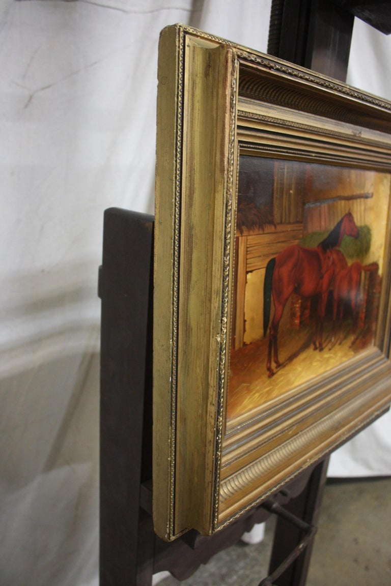 English 19th Century Oil Painting For Sale 3