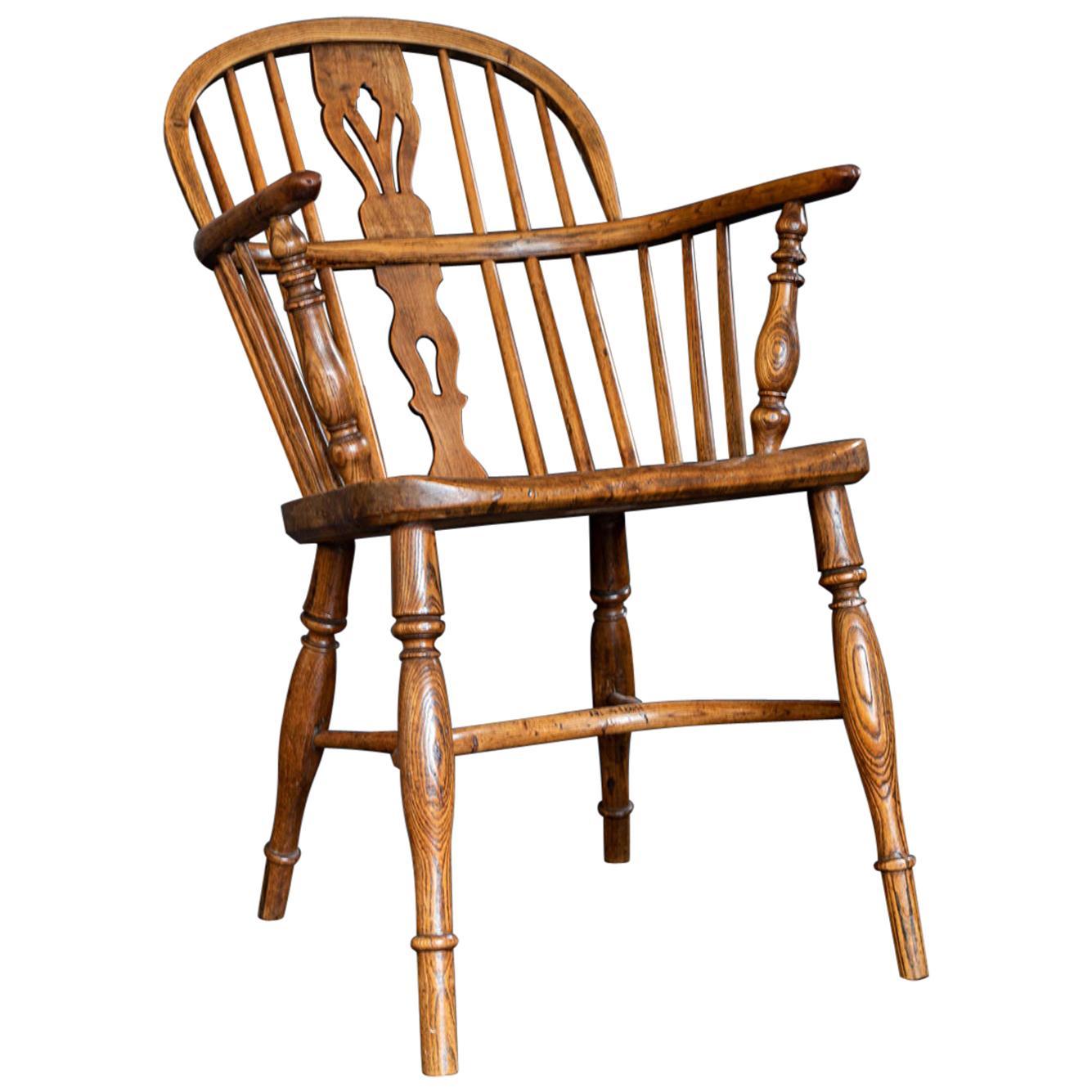 English 19th Century Windsor Chair