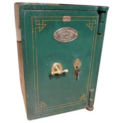 English Antique Safe