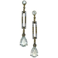 1920s Dangle Earrings