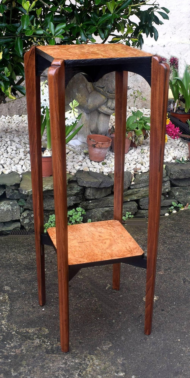 French 1930's Art Deco Plant Stand In Good Condition For Sale In Devon, England