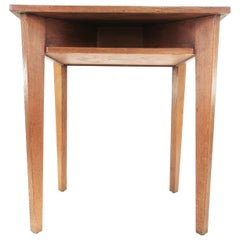 English Arts & Crafts Cotswold Gordon Russell Desk Side Occasional Table