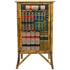English Bamboo Cupboard