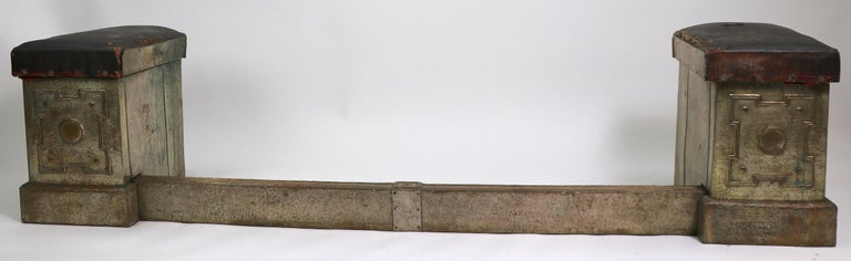 English Bench Fender For Sale 4