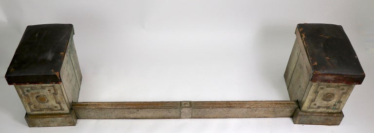 20th Century English Bench Fender For Sale