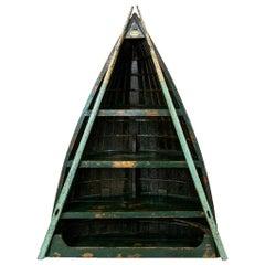 English Boat Shelf
