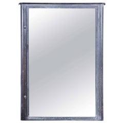 English Brass Mirror