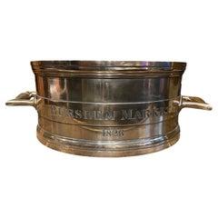English Bronze Imperial Peck Measure