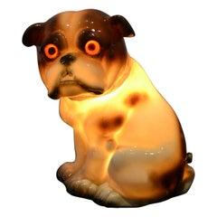 English Bulldog Perfume Lamp