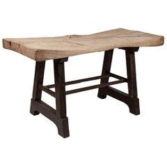 English Butcher Block Table